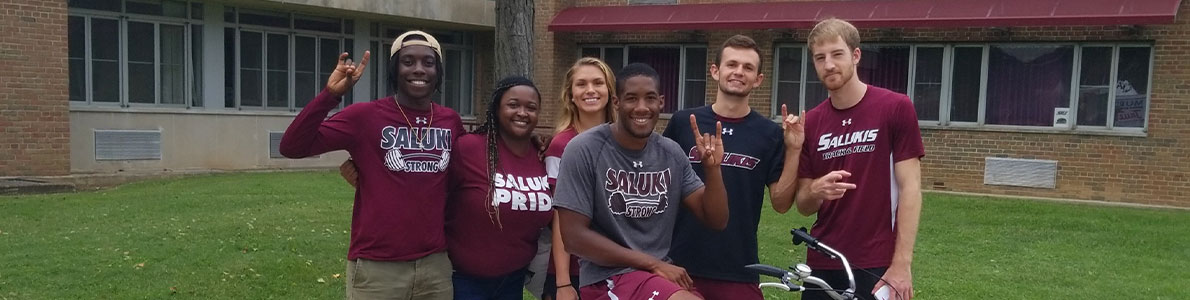 Saluki Certified Peer Education